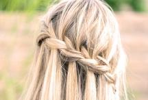 Fin på håret