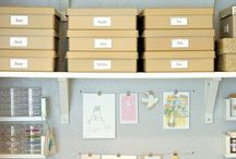 Home Office Decor Ideas / Home Office Decor Ideas, Office Design Ideas, Office Renovation, Office Makeover, Office Storage, Office Organization