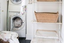 Laundry Room Decor Ideas / Laundry Room Decor Ideas, Laundry Room Design Ideas, Laundry Room Renovation, Laundry Room Makeover, Laundry Room Storage, Laundry Room Organization