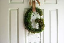 Creative Wreath Ideas / Creative Wreath Ideas, DIY Wreath, How to Make a Wreath