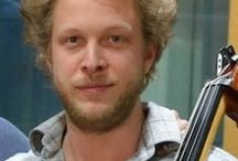 Ted Dwane / Pictures of Ted Dwane of Mumford and Sons / by MumsonFans.com