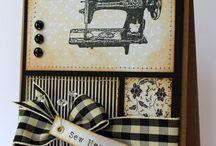 Lovely handmade cards /