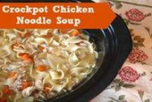 Crock Pot Recipes / Just throw it all in a pot -- it's that easy!