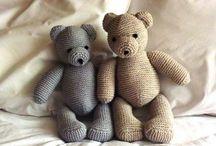 knit / crochet animals