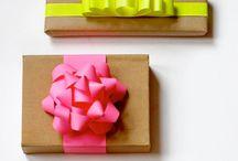 Idée cadeaux / Idée cadeaux à faire à sa famille ou c'est amies. Gift ideas to his family or friends is.