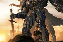 Transformers / It is all about Transformers, including posters, backpacks, purses, throw pillows, toys, etc.