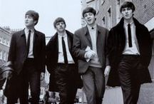 The Beatles / It's all about The Beatles band, including posters, necklaces, postcards, baseball caps,t-shirts, hoodies, etc.