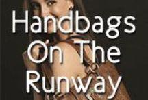 Handbags on the Runway