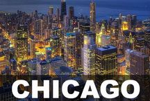 Chicago, IL / Viagem.