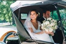Wedding Cars / Something for the guys to be excited about! Sensational wedding vehicles!!