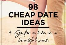 Date Night Ideas / Ideas for a date night with your other half!