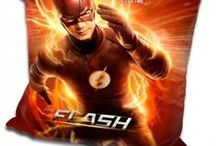 The Flash / It's all about The Flash fans' favorites, including The Flash backpacks, throw pillows, funny stuff, etc.