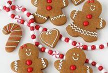 Noël - gingerbread / Crochet - Inspirations Noël gingerbread