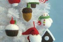 Noël - boules noël / Crochet - Inspirations Noël boules