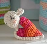 Saint Valentin - crochet / Crochet - Inspirations St Valentin