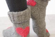 Saint Valentin - tricot / Tricot - Inspirations St Valentin