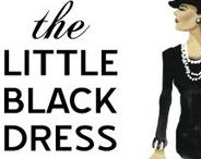 DRESS - BLACK - LBD