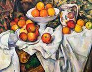 Cezanne oranges
