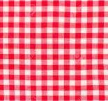 TARTAN RED & WHITE