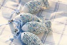 Poisson d'avril / Crochet - Inspirations poisson d'avril