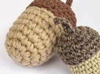Automne - Gland / Inspiration crochet - Automne