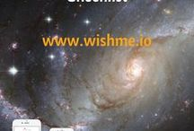Outer Space Birthday Party Ideas / When your kid is too alien for earth and too human for outer space, it's time to throw them a outer space birthday party with all the planets and asteroids possible! Download the Wish Me app (www.wishme.io) to send photo or video invitations to your outer space birthday party today!   Bonus: download the awesome birthday party planning checklist at www.wishme.io - for FREE!