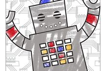 Robot Birthday Party Ideas / Find Robot Birthday Party Inspiration here! Download the Wish Me app (www.wishme.io) to send photo or video invitations to your Robot Birthday Party today!