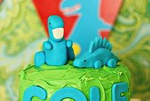 Dinosaur Birthday Party Ideas / Find Dinosaur Birthday Party Inspiration here! Download the Wish Me app @www.wishme.io to send photo or video invitations to your Dinosaur Birthday Party today!