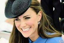 ◄ Royal Kate ► / Royal Kate Middleton - Duchess of Cambridge and her Royal Family - It's all about Catherine / by Miss Perry
