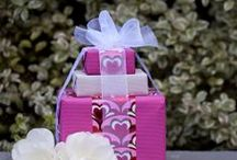 Wrapped up in gifts / We love to wrap gifts beautifully. Here are some of our favorites.