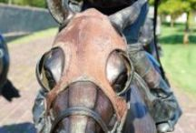 Horses in Photo and Art / A selection of my photography of horses as well as horse art from Central Kentucky and along the Less Beaten Paths of America