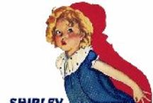 Shirley Temple Doll Clothing Patterns / Sewing patterns for doll clothes for movie star dolls.  In the annals of movie history, no actor or actress represents the phenomenon of child stardom better than Shirley Temple.  Here you will find a large assortment of clothing patterns to fit the Shirley Temple dolls.   These sewing patterns are also suitable to for such child stars dolls as Judy Garland, Jane Withers, Deanna Durbin, and Sonja Henne.  Doll clothes patterns are availabe in a wide varities of styles and sizes.