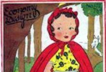 Cloth Doll Patterns - Storybook Dolls