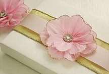 {Craft: Flowers and Ribbon Flowers}