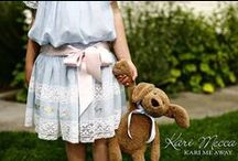 {Sewing: Babies & Children} / In this category you will find examples of exquisite clothing for little girls and boys, vintage patterns for children, projects to make, and tutorials.