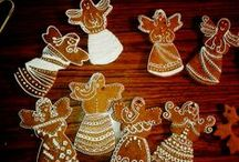 My gingerbread cookies / #gingerbread #cookies