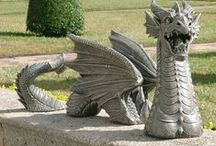 Dragons - decor, items, architecture