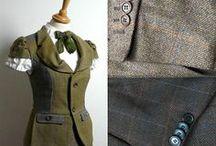 Recycle Clothes / Para vestires, imaginares, mudares, criares…