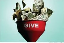 Fundraising is a gentle art / of teaching others the joy of giving.