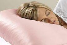 Fundas de almohada de satén - Satin pillowcases / Tips de belleza - Beauty tips