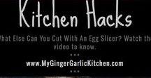 My Ginger Garlic Kitchen's Cooking Tips & Tricks / My Ginger Garlic Kitchen's Cooking Tips & Tricks