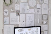 Work Space.. / This Board is about my dream work space, my office is were I create my work so the main point is to make it as inspirational as possible....