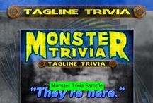 Tagline Trivia Vol 1 / http://monstertrivia.net/product/tagline-trivia-vol-1-horror-movies/