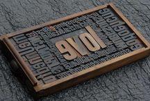 Font & wood