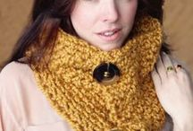 Knitted Accessories / Knit Crochet DIY