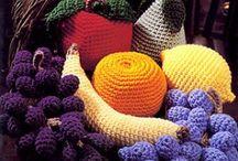 Inspiring Foodies / Food and crochet / by Beverley Flanagan