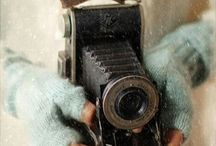The Lens.... / Cameras .... / by Maria Hurcomb