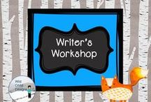 Writer's Workshop Wild Child Designs / All things having to do with inspiring writers...of any age!  If you pin to this board, please pin one freebie for every three products you pin!