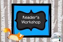Reader's Workshop Wild Child Designs / Awesome resources for reader's workshop