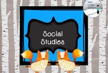 Social Studies with Wild Child Designs / Scintillating materials for Social Studies